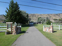 Absolutely Beautiful Country Home On 2Acres, E. Shuswap Road