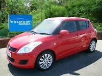 2012 SUZUKI SWIFT 1.2 SZ3 LADY OWNER F.S.H 34OOO MILES 5 DOOR