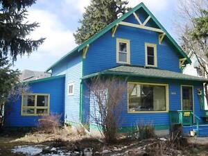 Character Home in Camrose