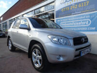 Toyota RAV4 2.0 auto XT-R 4x4 2 former keepers 93k Finance Available P/X