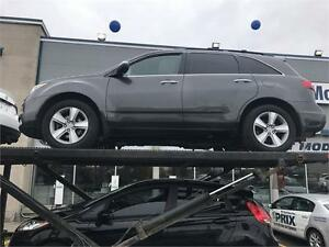 2011 Acura MDX-FULL-AUTOMATIQUE-MAGS-CUIR-TOITOUVRANT