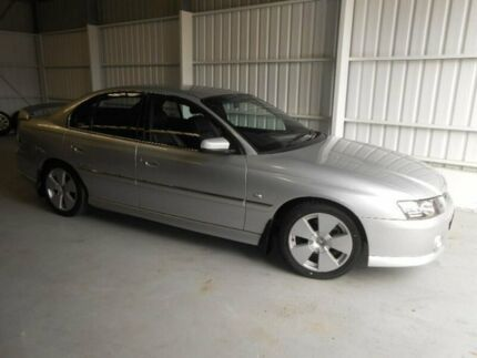 2006 Holden Calais VZ MY06 Silver 5 Speed Sports Automatic Sedan Pooraka Salisbury Area Preview