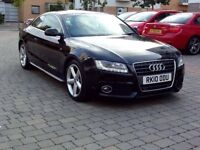 2010 Audi A5 2.0 TDi S-Line coupe *Hpi Clear*
