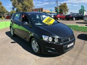 2014 Holden Barina TM MY14 CD Black 6 Speed Automatic Hatchback Lidcombe Auburn Area Preview