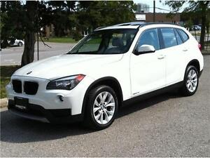 2013 BMW X1 28i X-DRIVE ECO EXECUTIVE - NAV|PHONE|PANO|P.ASSIST