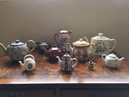 Teapot selection - 10