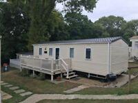 2014 Vista Platinum Static Caravan for sale at Hoburne Naish Holiday Park - Barton on Sea