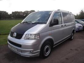 VOLKSWAGEN TRANSPORTER T30 84 SWB TDI - DISABLED ACCESS VEHICLE, Manual,2007
