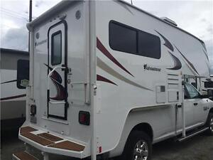 2014 Adventurer 89RB Truck Camper