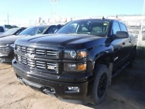 2015 Chevrolet Silverado 1500 LTZ - Midnight Edt., Htd/Cld Leath