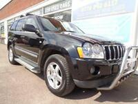Jeep Grand Cherokee 3.0CRD V6 auto Limited 4x4 Full S/H P/X