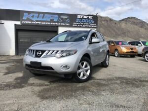 2009 Nissan Murano LOADED/LEATHER