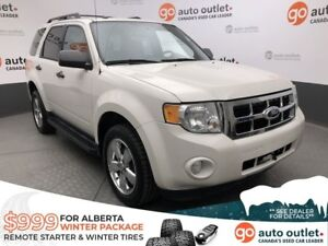 2012 Ford Escape XLT 4WD - Sunroof - Heated Leather Seats