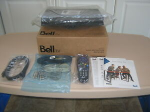 Bell ExpressVu Model 6400 HD Satellite Receiver