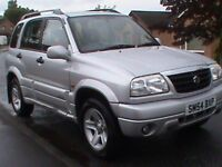 SUZUKI 2.0 GRAND VITARA 5 DR SILVER MOT 6/5/2018 CLICK ON VIDEO LINK TO SEE MORE DETAILS OF THIS CAR