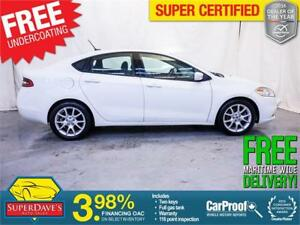 2013 Dodge Dart SXT *Warranty* $72.00 Bi-Weekly OAC