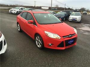 2012 Ford Focus 4dr Sdn SEL FULLY LOADED