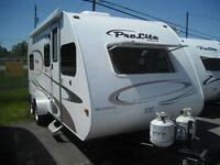 2012 PROLITE MAX 21 TRAVEL TRAILER