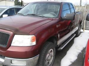 2004 Ford F-150 XLT GREAT TRUCK CERTIFIED PRICE 4X4