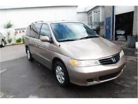 2003 Honda Odyssey  EX-L (Cuir-Mags-Equipe)