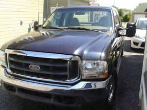 2000 Ford F-350 7,3 litres Camionnette