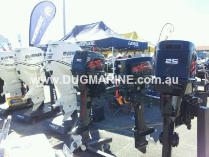 New Outboards from $499 Free Delivery  3 Year Warranty Tweed Heads 2485 Tweed Heads Area Preview