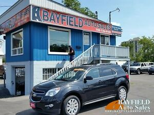 2011 Chevrolet Equinox 2LT **Leather/Sunroof/Reverse Camera**
