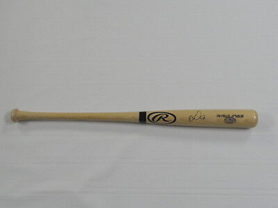 CARLOS GONZALEZ SIGNED RAWLINGS BIG STICK BAT COLORADO ROCKIES CARGO