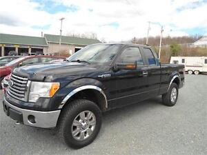 AS- IS ! 2010 FORD F150 EXT CAB 4X4 5.4 V8 ENGINE , LIFTED!