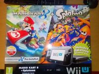 BOXED Nintendo Wii U 32GB + Preinstalled Mario Kart + Standard Accessories