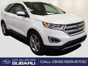2016 Ford Edge TITANIUM | PANARAMIN ROOF | ALL WHEEL DRIVE | FUL