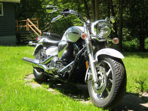 2009 Yamaha V-Star 1300 - low km, excellent condition.