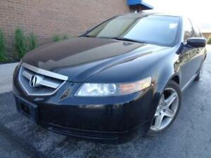 2008 ACURA TL  AUTOMATIC CLEAN AND LOADED WITH POWER OPTIONS