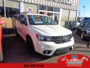 2015 Dodge Journey SXT BLACKTOP