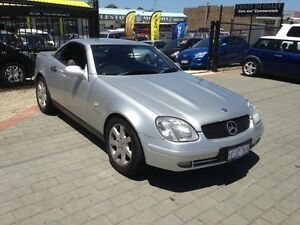 1998 Mercedes-Benz SLK230 Convertible 1 Year Free Warranty Wangara Wanneroo Area Preview
