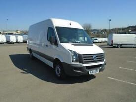 Volkswagen Crafter CR35 LWB 2.0 TDI 136PS HIGH ROOF EURO 5 DIESEL MANUAL (2015)