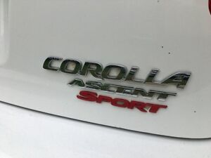 2012 Toyota Corolla ZRE152R MY11 Ascent Sport 4 Speed Automatic Hatchback Brooklyn Brimbank Area Preview