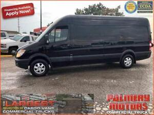 2011 Mercedes Benz Sprinter 2500 170WB