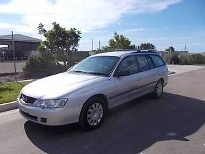 2003 Holden Commodore Wagon Mount Louisa Townsville City Preview