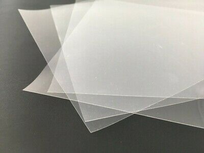 (5 Pack) FEP Film Sheets for SLA, LCD 3D Printers, D7, Photon, 200mm x 140mm