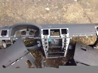 Left Hand Dashboard Vauxhall Vectra 2005