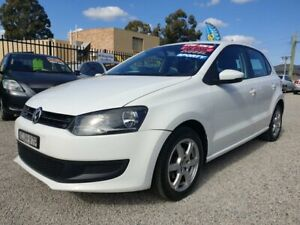 2012 VW POLO TDi COMFORTLINE 5D HATCH, 5 SPEED MAN, LOG BOOKS, REGO, WARRANTY, SERVICED, REDUCED! Penrith Penrith Area Preview
