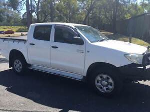 2009 TOYOTA HILUX KUN26R DUAL CAB 4X4 DIESEL AUTOMATIC Rochedale South Brisbane South East Preview