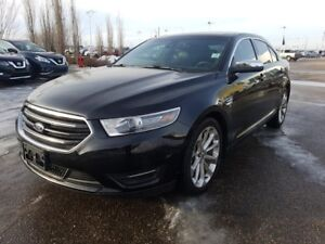2016 Ford Taurus AWD LIMITED Navigation (GPS),  Leather,  Heated