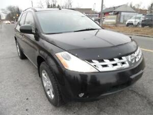 2004 Nissan Murano SL, All Wheel Drive, One Owner $2450.00