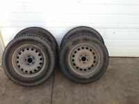 Hankook Snow Tires Size 245/65/R17 Watch|Share |Print|Report Ad