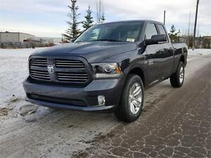 2017 RAM 1500 SPORT QUAD CAB WE HAVE A HUGE SELECTION ! 17R13913