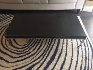 Ikea living room table and 2 matching end tables for sale