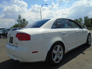 2006 Audi A4 S-LINE-QUATTRO-AWD-LEATHER-SUNROOF-6 SPEED Edmonton Edmonton Area image 16