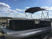 ! 2018 MONTEGO BAY FISH & CRUISE DELUXE 18 ! STUNNING PONTOON Timmins Ontario Preview